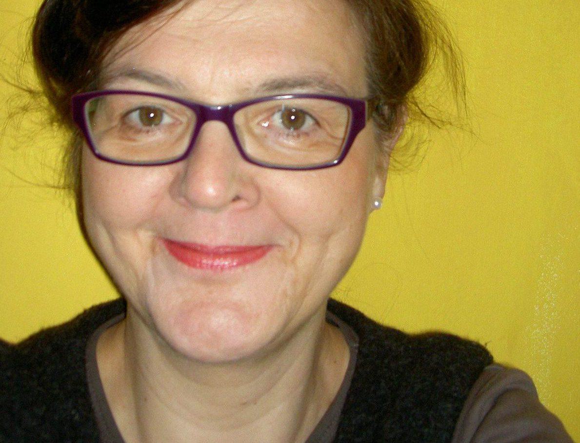 Tuppek am seidenen Faden – Doris Brockmann
