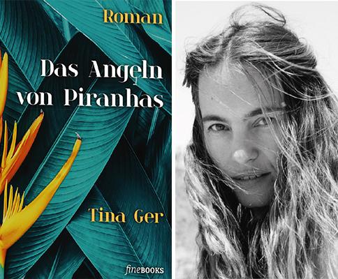 Tina Ger – Das Angeln von Piranhas