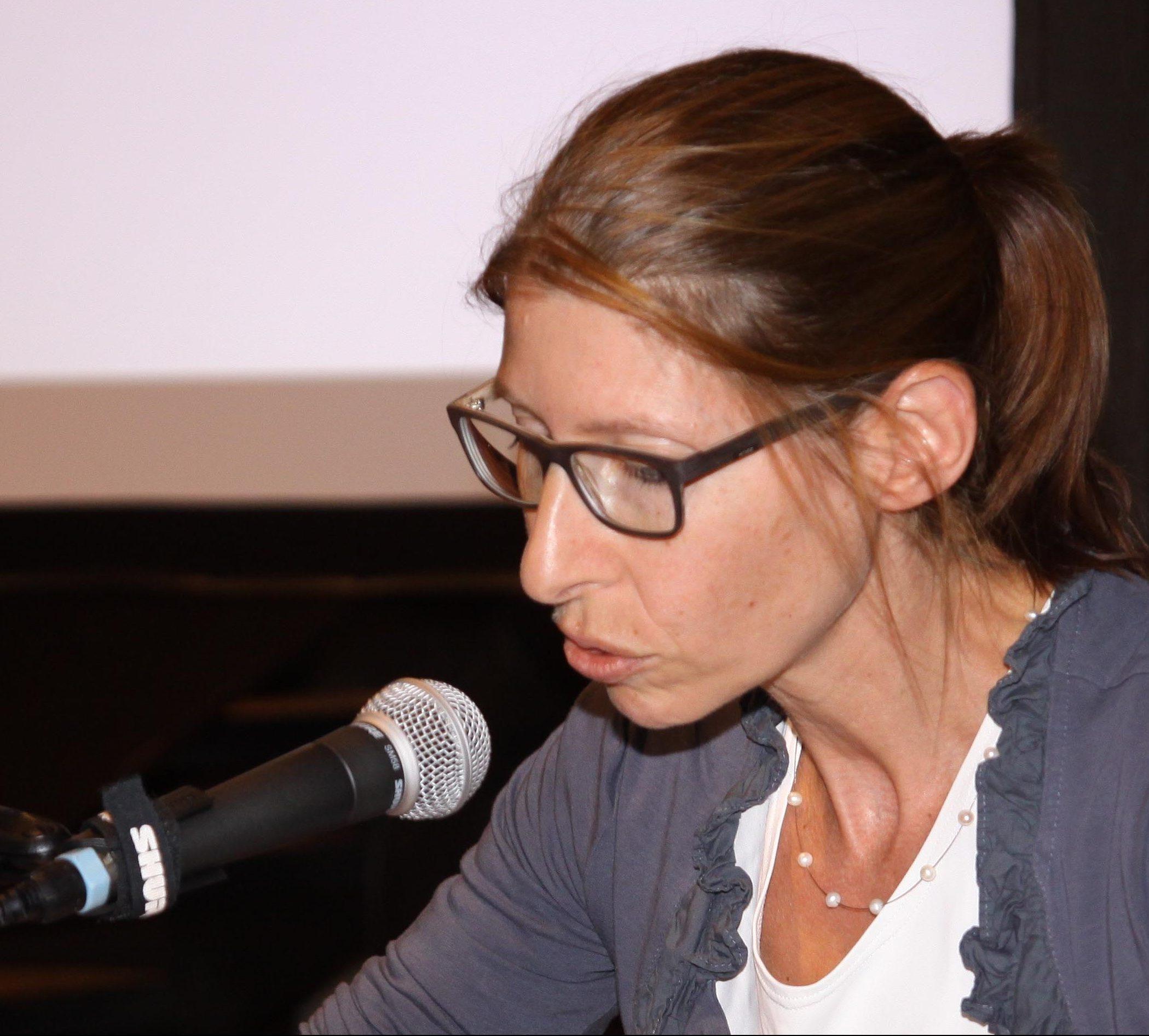 Die Klassenkameradin – Martina Berscheid